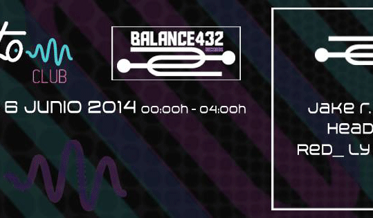 Balance432Records en Efecto Club Granada